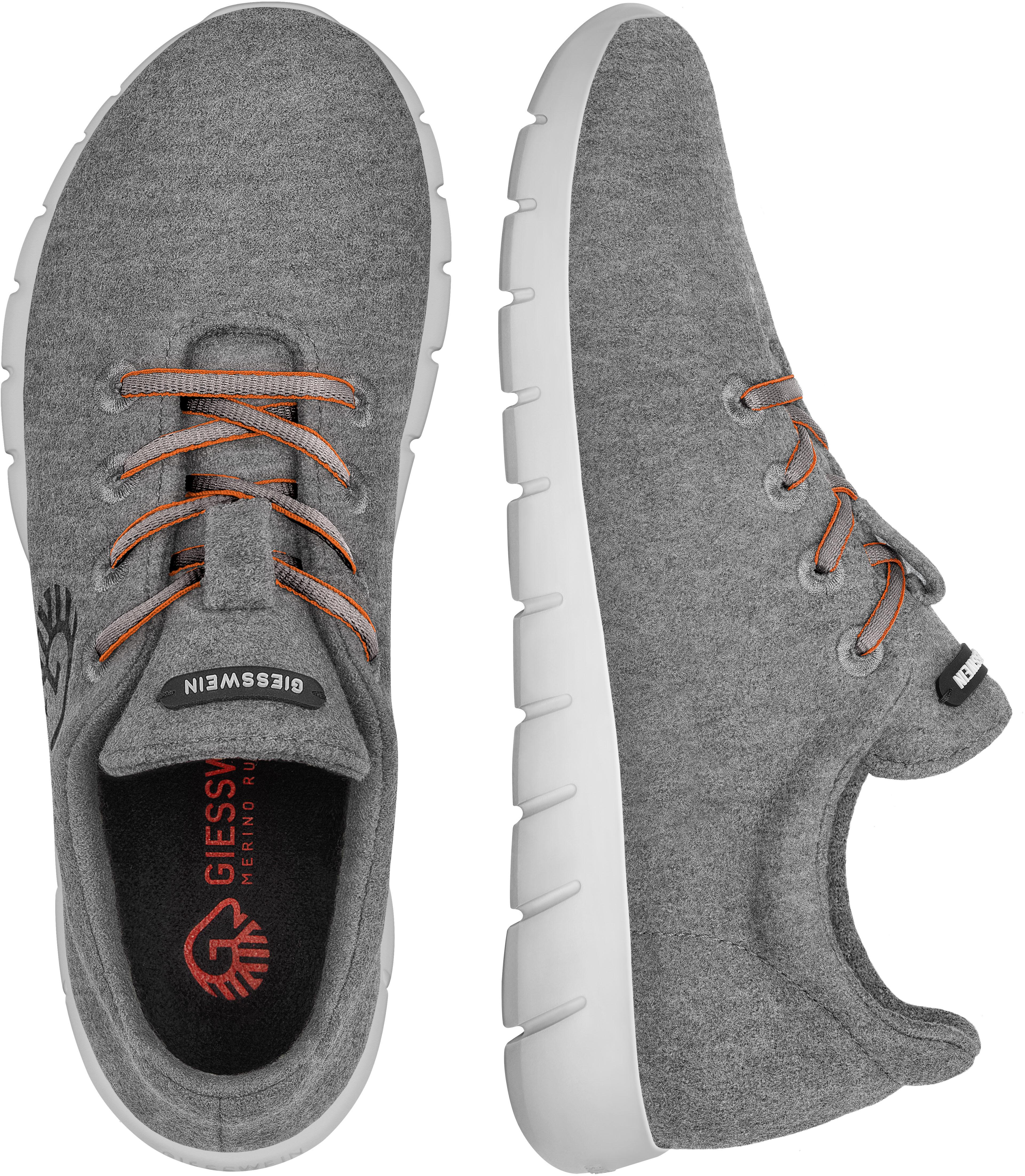 10eb79d0c7e2 Giesswein Merino Wool - Chaussures Femme - gris sur CAMPZ !